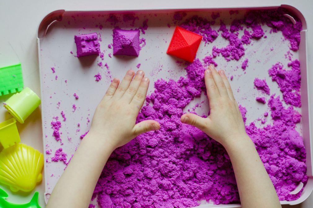 15 idées pour réaliser des bacs sensoriels