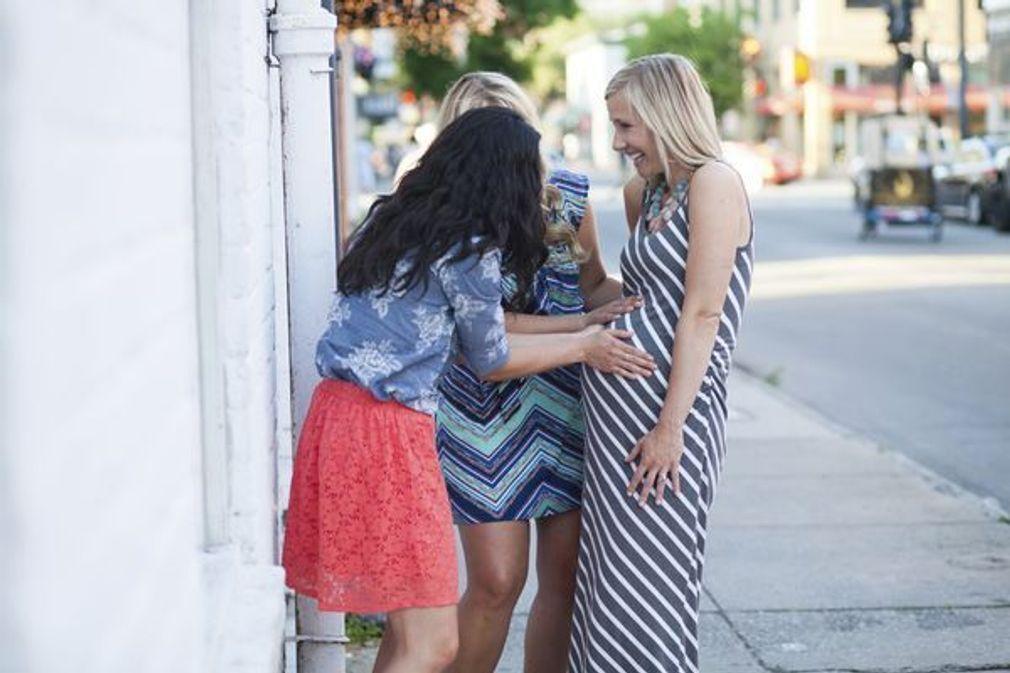 10 choses à ne pas dire à une femme enceinte