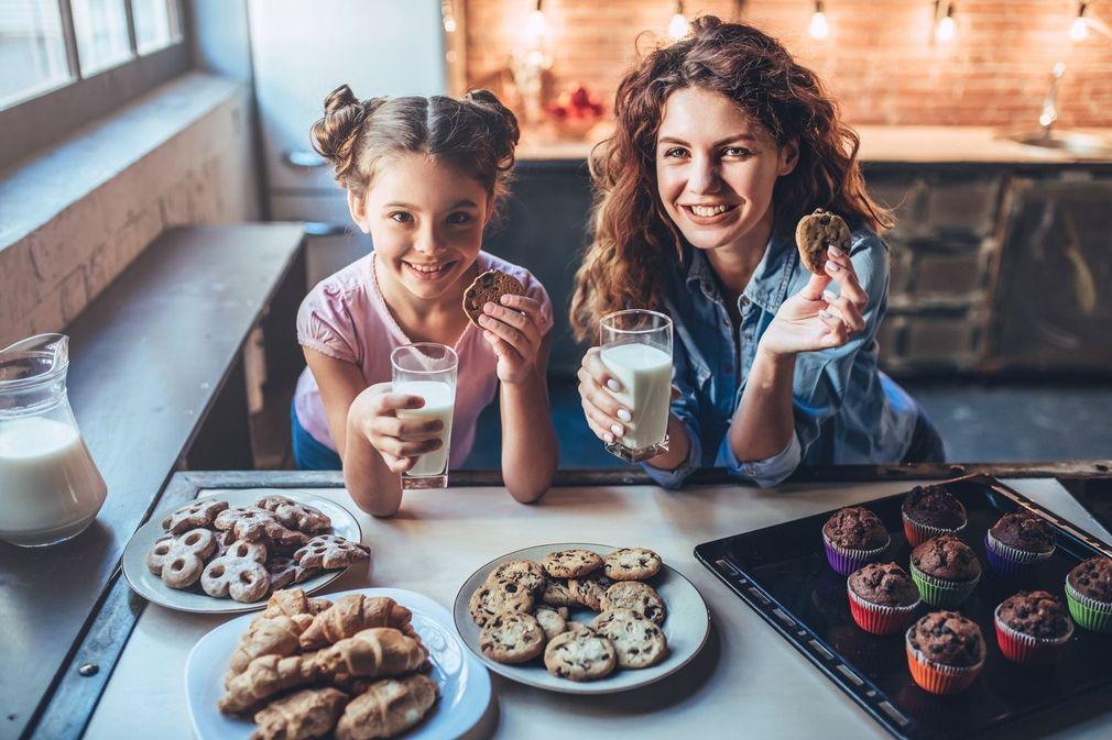 10 goûters de l'enfance fait maison