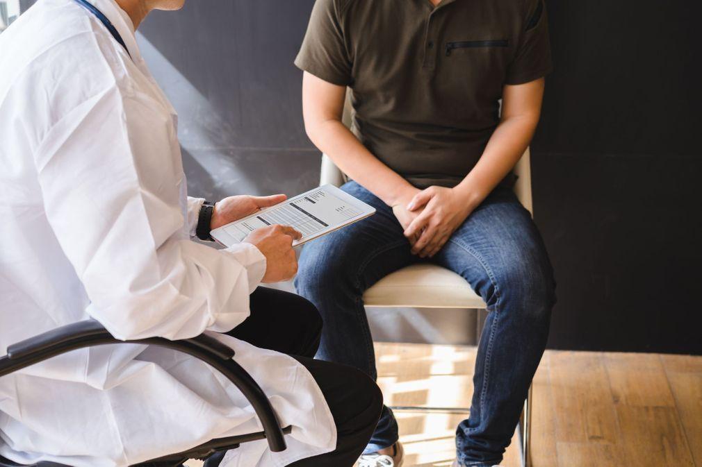 Prostatitis téma