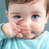 Réagir face au rhume de bébé