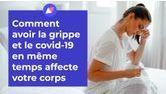 Grippe et coronavirus