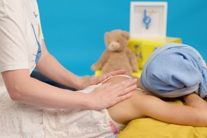 """Des massages """"magiques"""" pour les enfants atteints de cancer"""