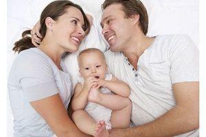 Les couples seraient plus épanouis sexuellement après la naissance de leur bébé