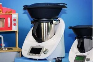 Thermomix TM31 : attention à ne pas vous brûler