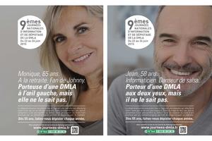 9èmes Journées nationales de dépistage de la DMLA du 22 au 26 juin