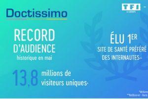 Doctissimo site santé préféré des Français
