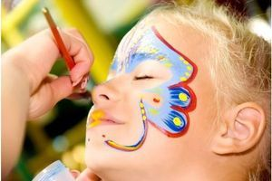Mardi Gras : attention aux maquillages pour enfants