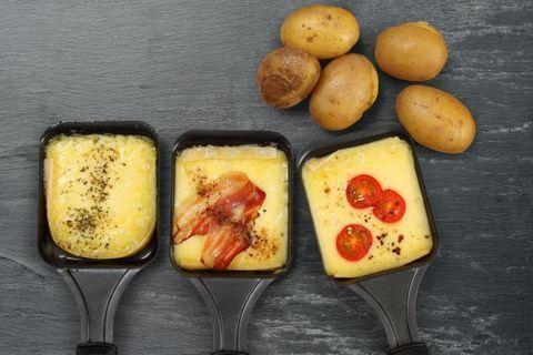 Raclette : 10 astuces pour changer de la recette classique