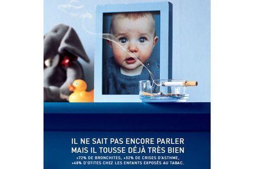 tabagisme passif-enfants-troubles du comportement