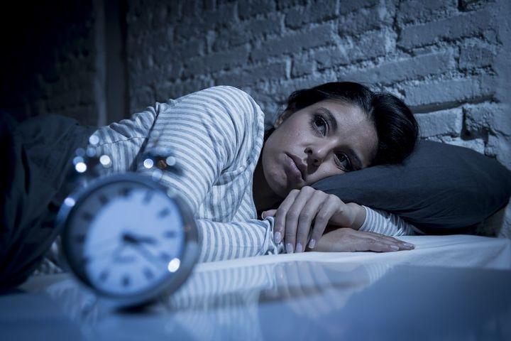 Difficultés d'endormissement