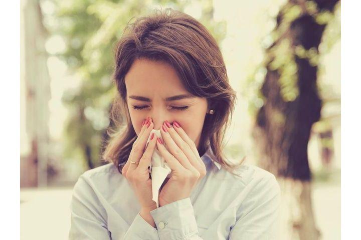 pollen-exposition