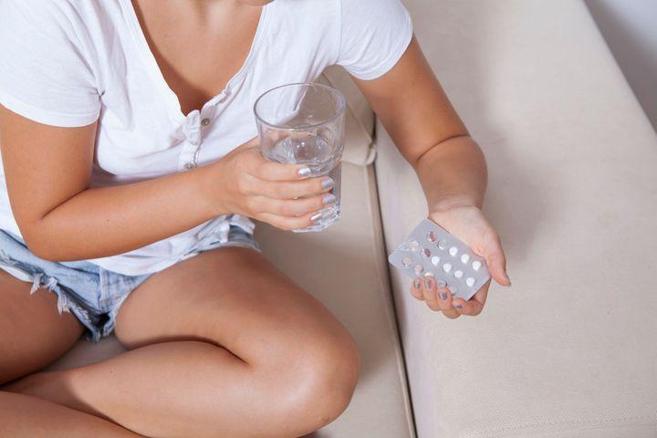 Pilule et prise de poids