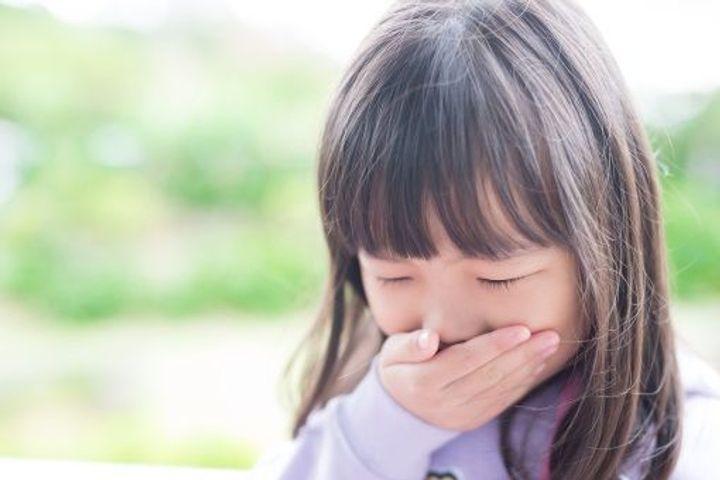vomissement enfant