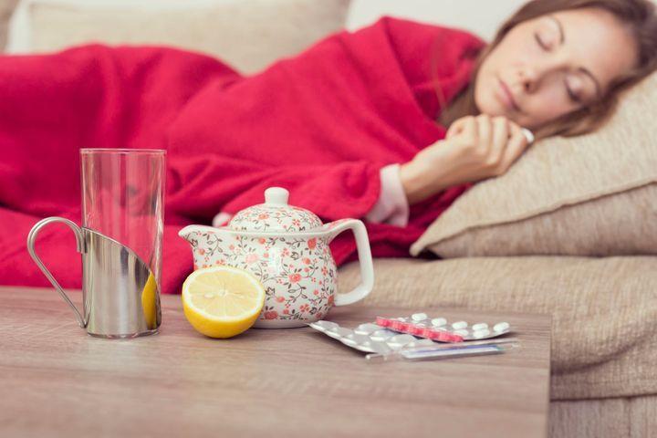 antibiotique hiver