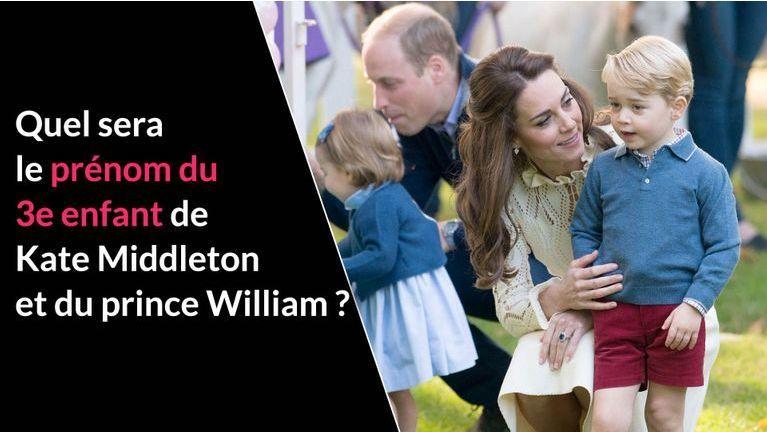 prenom enfant kate william