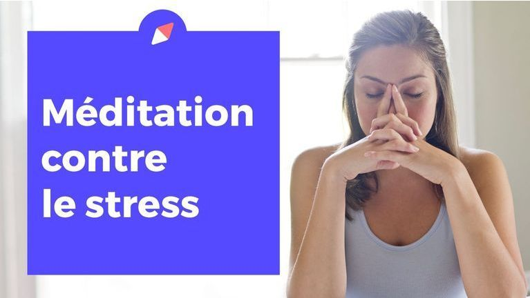 Méditation anti-stress