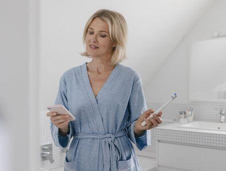 Comment bien choisir sa brosse à dents connectée ?