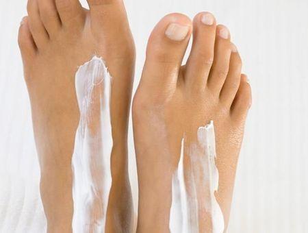 Relaxation et massage des pieds