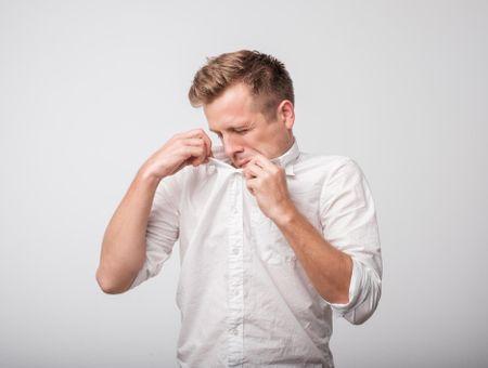 Transpiration : la cause des mauvaises odeurs