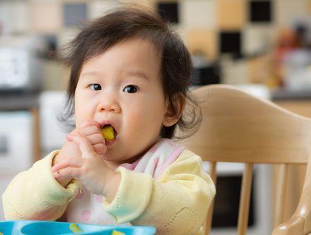 L'alimentation de bébé à 12 mois