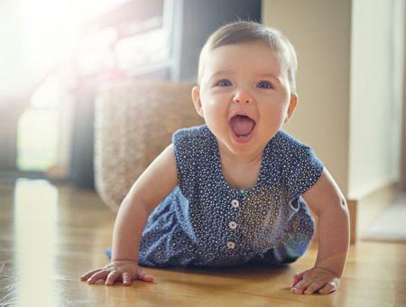 Votre bébé a 8 mois