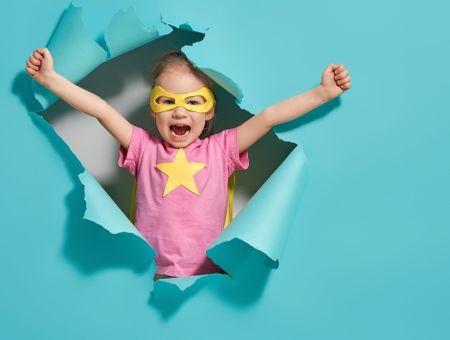 Pourquoi les enfants aiment les super-héros ?