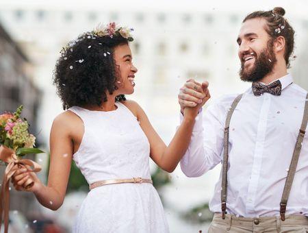 La Covid responsable d'une baisse historique des mariages en 2020