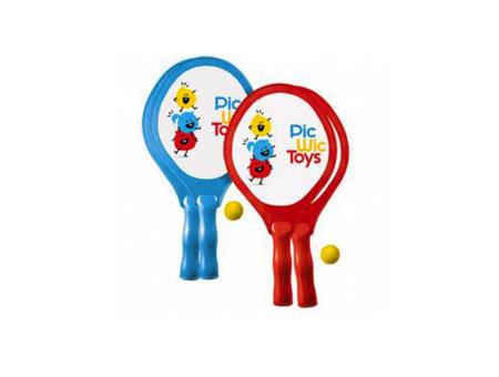 Rappel de jeu de raquettes PicwicToys