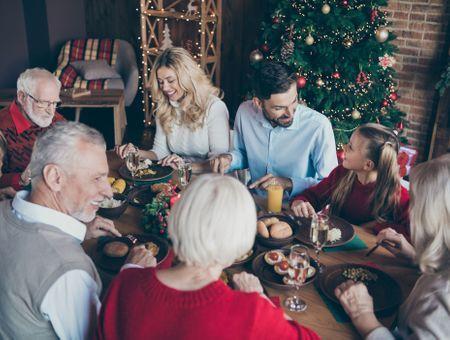 Astuces pour survivre au repas de Noël