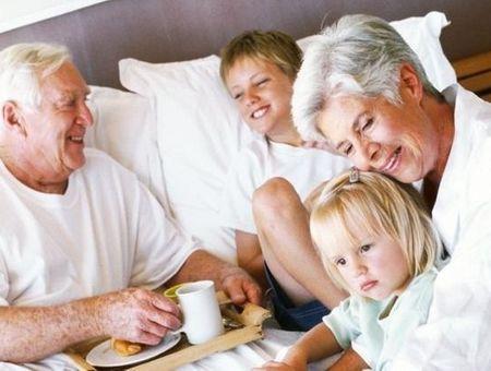Les droits et devoirs des grands-parents