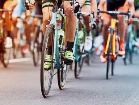 Les blessures liées au cyclisme