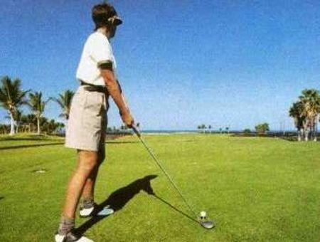 Le golf en pratique