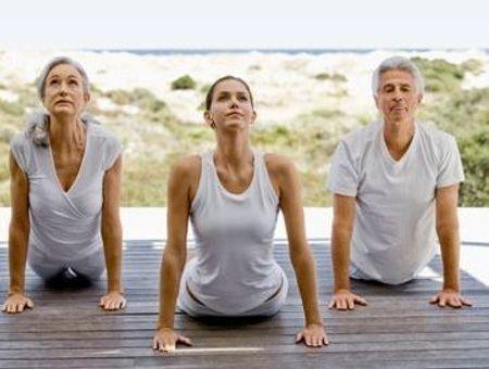 Le yoga efficace contre la fibromyalgie
