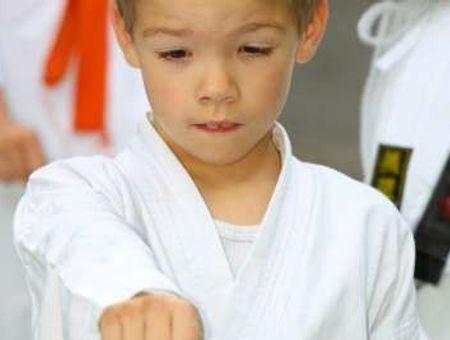 Judo : un sport pour les enfants