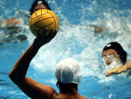 Le water-polo en pratique
