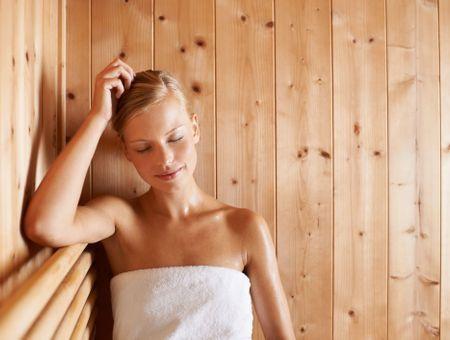Les vertus du sauna