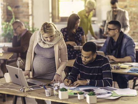 Comment concilier travail et grossesse ?