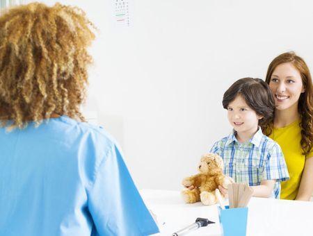 La consultation homéopathique pour l'enfant