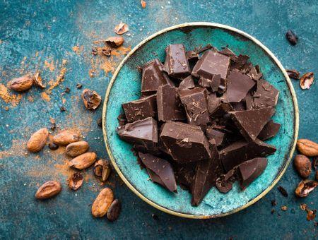 Le chocolat, un allié de nos dents et de notre santé ?