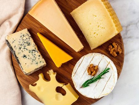Fromages de brebis, de chèvre et de vache : tous sources d'atouts nutritionnels