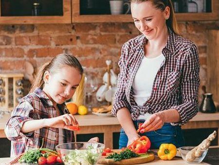 Enfants et ados végétariens : évitez les carences