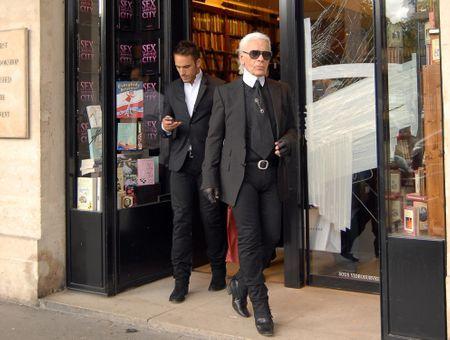 Le régime Lagerfeld ou Spoonlight