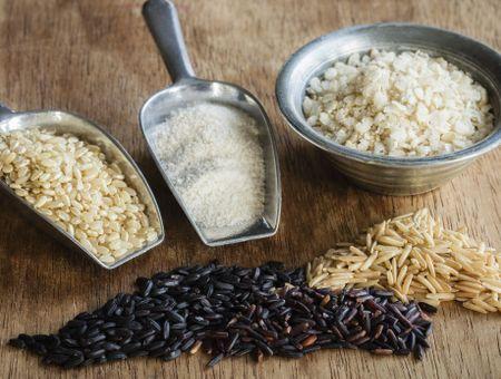 Les différentes variétés de riz