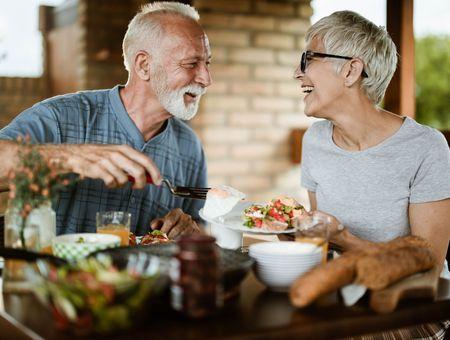 Bien manger après 50 ans