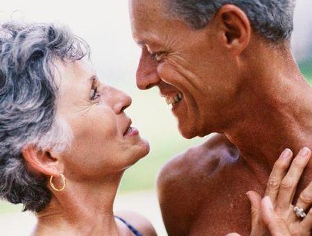 Amour : pas d'âge limite !