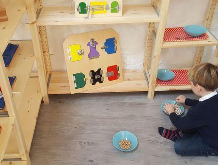 La méthode Montessori et l'équithérapie pour enfant autiste