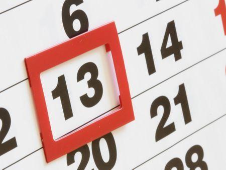 Vendredi 13 , passer sous une échelle... D'où viennent nos superstitions ?