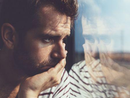 La dépression chez l'homme