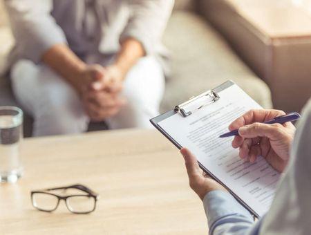 Les professionnels de santé face à la dépression